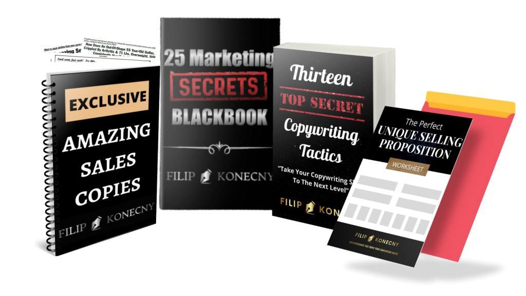 free marketing bundle