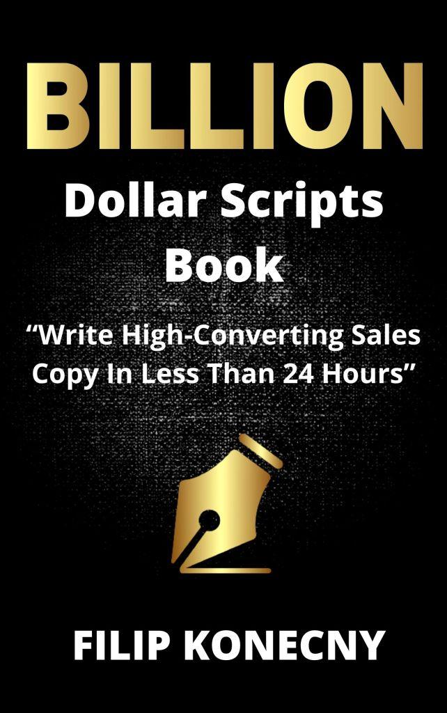 the billion dollar scripts book