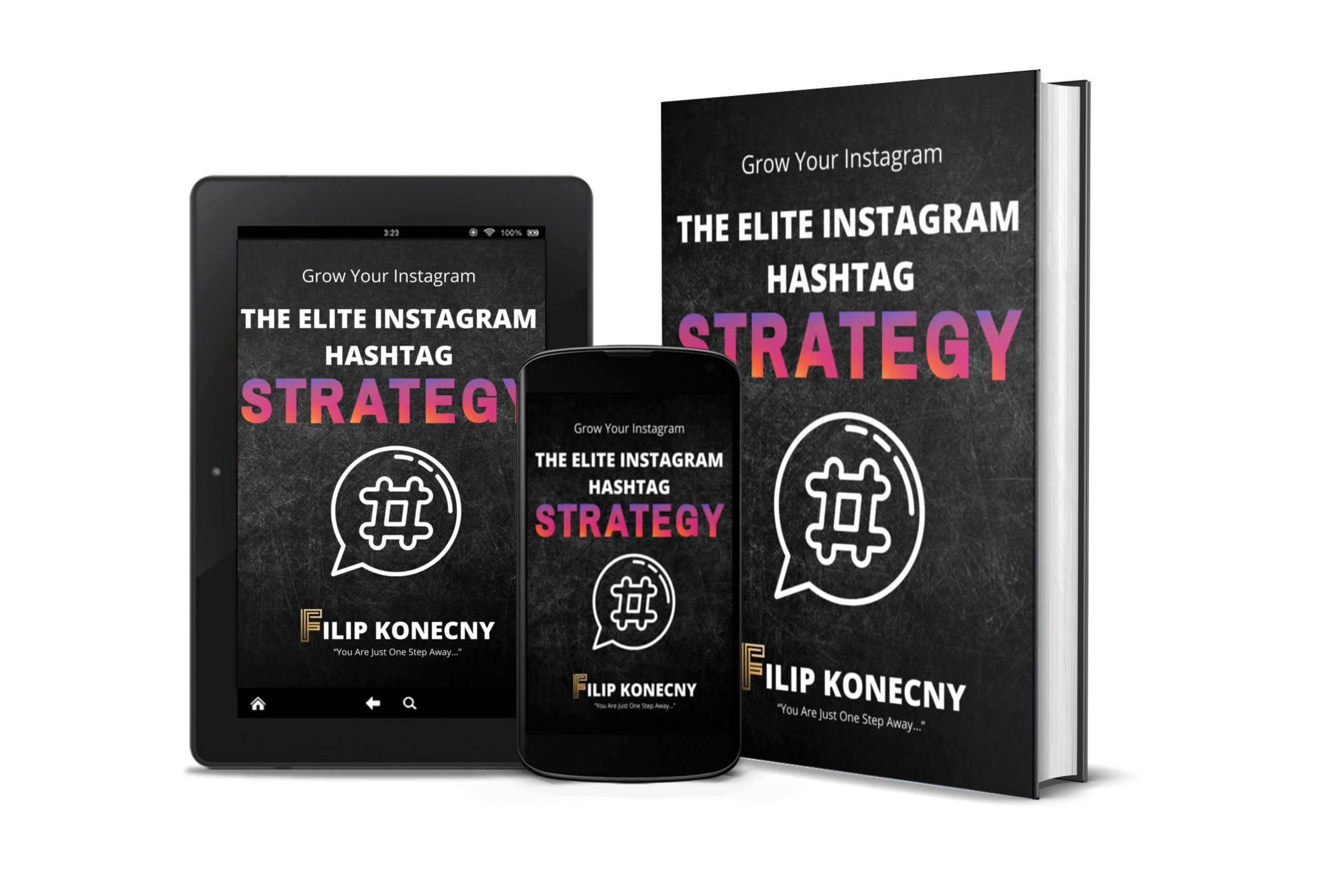 elite instagram hashtag strategy e-book
