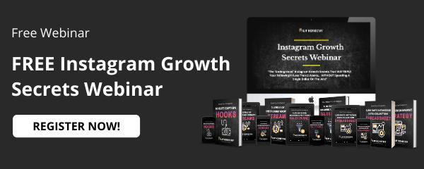 instagram growth secrets webinar