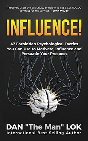 influence book by dan lok