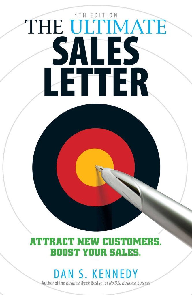 the ultimate sales letter book