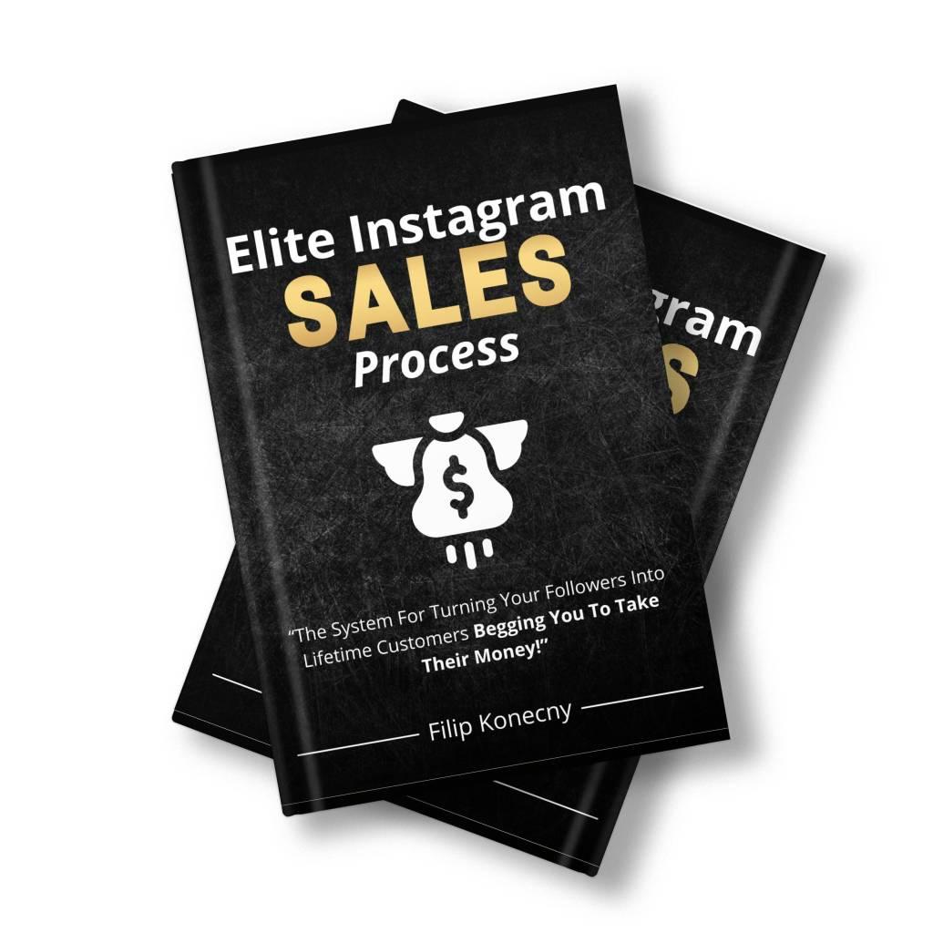 Elite Instagram Sales Process E-book