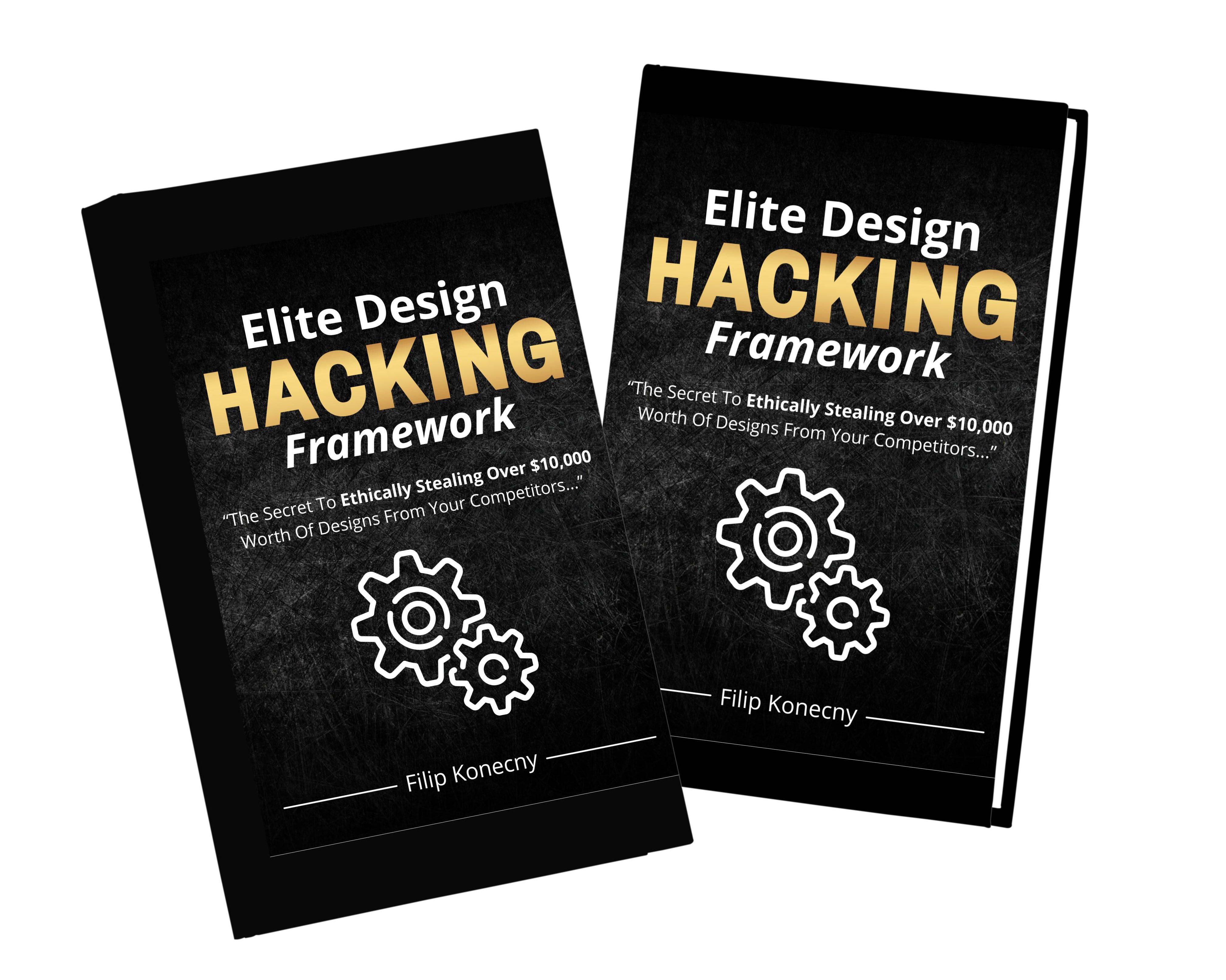 Elite Design Hacking Framework E-book Image