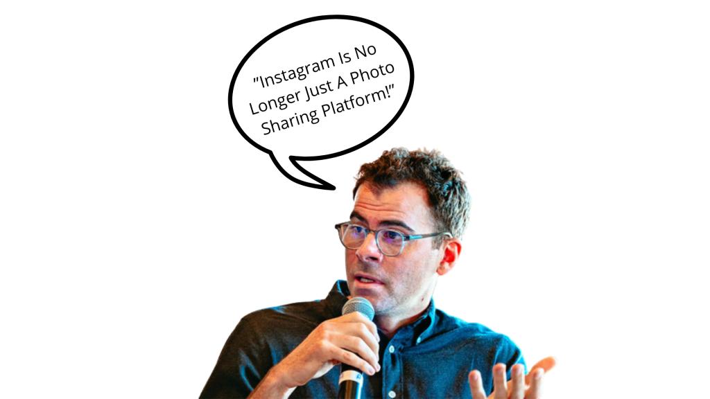 Instagram CEO Adam Mosseri