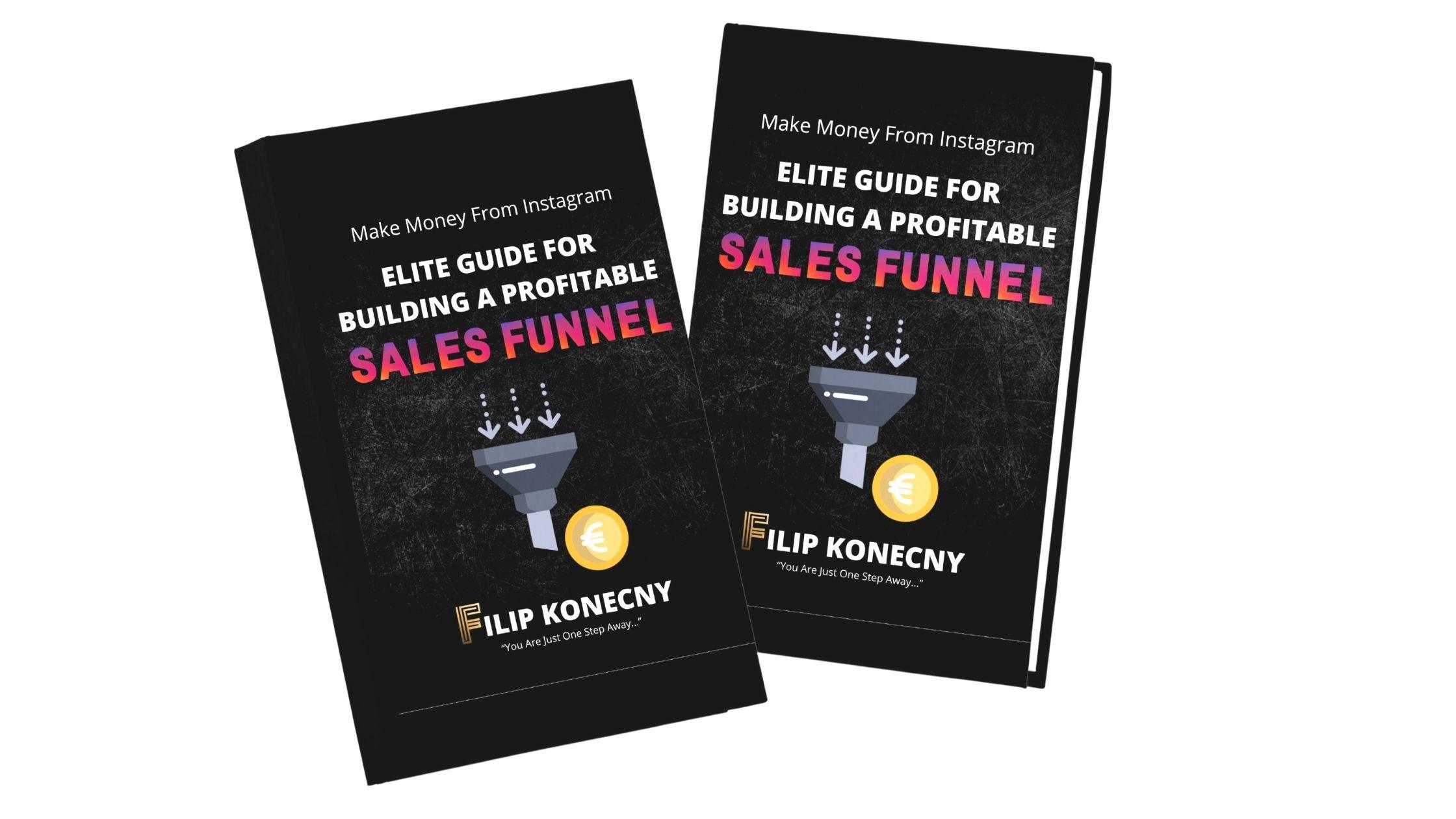 elite guide for building a profitable sales funnel
