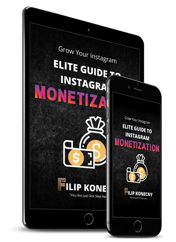 elite guide to instagram monetization
