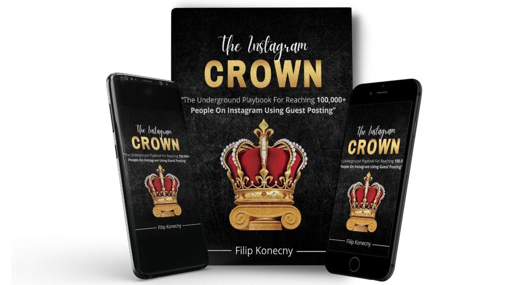 Instagram Crown E-book Image
