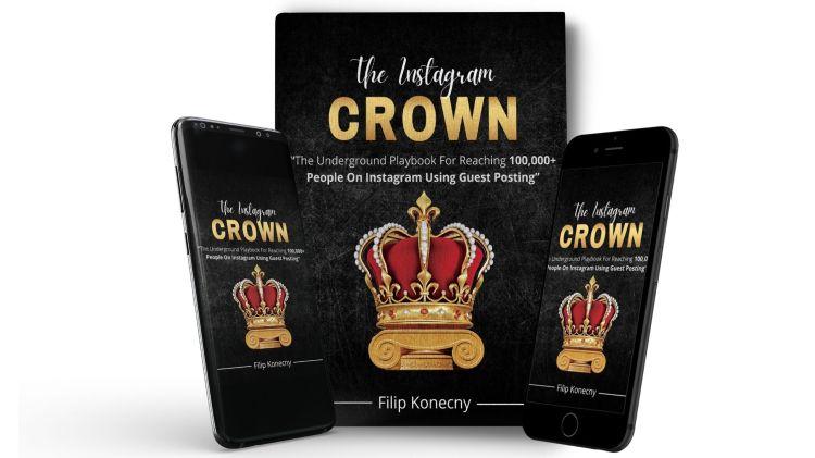 Instagram Crown book.