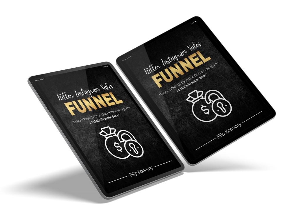 Killer Instagram Sales Funnel E-book